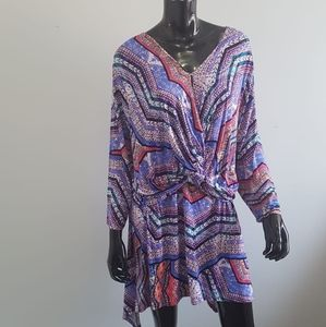 Beautiful & Stretchy Avenue Dress Top Size 26/28